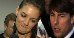 Tom Cruise Divorce Settlement with Katie Holmes -- I GOT OUT CHEAP!!!