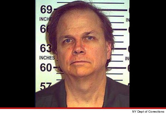 Mark David Chapman mug shot