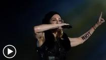 Madonna -- I FORGIVE ELTON JOHN!