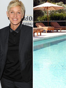 Ellen DeGeneres Flips House She Bought From Brad Pitt!