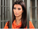 Kim Kardashian Lands Behind Bars ... For A TV Show!