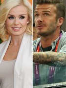 Katherine Jenkins Denies David Beckham Affair