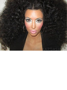 Kim Kardashian Sports Crazy Makeup for Diana Ross-Inspired Shoot