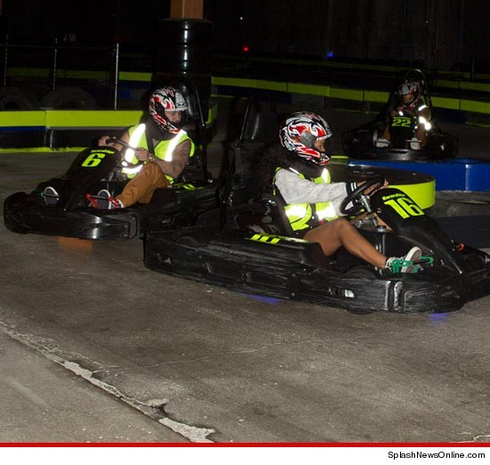 0826_rob_rihanna_go_kart_splash