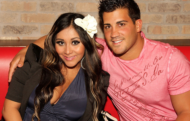 Snooki Gets Push Present After Giving Birth