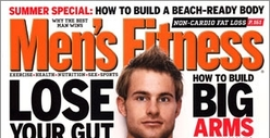 Did Men's Fitness Pump Up Andy Roddick?