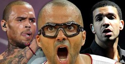Tony Parker Lawsuit -- Nightclub Fires Back ... We Can&#039;t Predict BRAWLS!