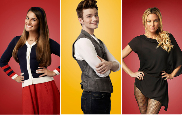 """Glee"" Season 4 Promo Shots -- Who's Missing?"