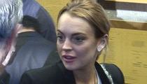 Lindsay Lohan -- Suspect In Jewelry Heist