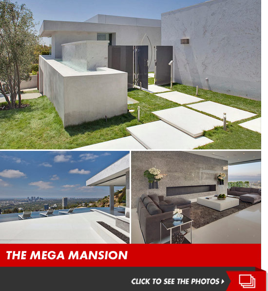 Winklevoss Twins have a new Los Angeles mansion.