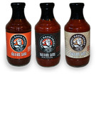 Win a Complete Set of Terrell Davis Foods BBQ Sauce!