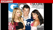 Glee Photo Shoot Draws Fire -- 'Borders on Pedophilia'