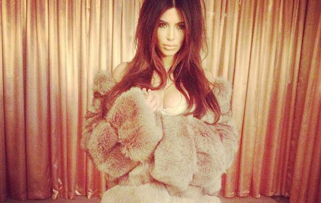 """Kim Kardashian: """"Vintage"""" Vixen"""