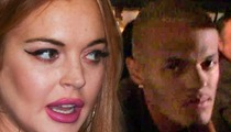 Lindsay Lohan -- Blaming Jewelry Theft On Suge Knight's 'Son'