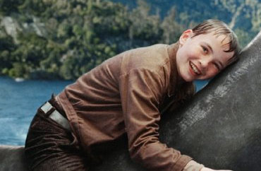 """Alex Etel was only 10 years old when he sprang into stardom with his roles in the movies """"Millions"""" and """"The Water Horse."""""""