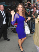 Sofia Vergara Sports Super Swanky Style! 