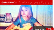 Guess Who This Lil' Lady Turned Into!