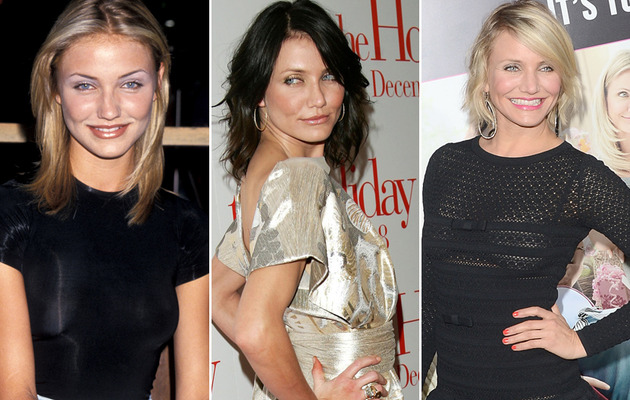 Cameron Diaz Turns 40 – See Her Through The Years!