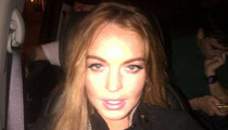 Lady Gaga Teases Lindsay Lohan -- Did You Jack My Earrings?