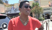 Jermaine Jackson -- MJ's Deathday Overshadows His Birthday