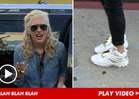 Kesha -- I'm Bringin' Back LIGHT UP SHOES!!
