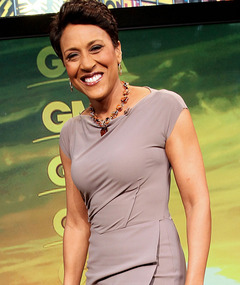 "Robin Roberts Departs ""GMA"" One Day Before Expected"