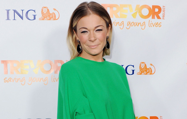 "LeAnn Rimes Enters Treatment Facility For ""Anxiety and Stress"""
