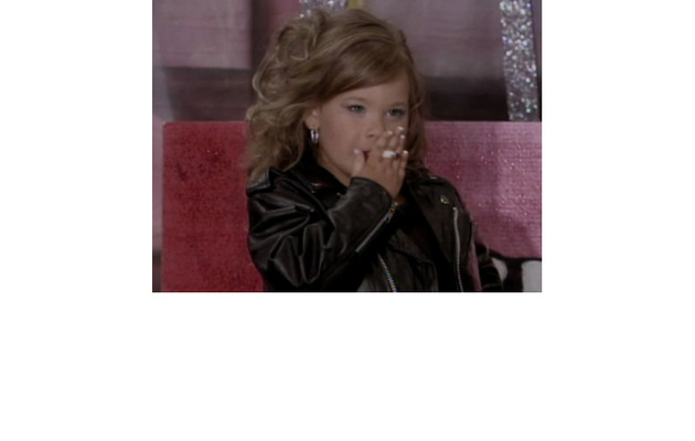 """Toddlers and Tiaras"" Shocker -- 4-Year-Old Performs With A Cigarette!"