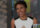 Robin Roberts Leaves 'GMA' Early -- 'Some Things Happened at Hom