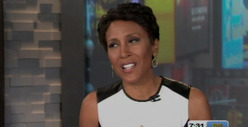 Robin Roberts Leaves &#039;GMA&#039; Early -- &#039;Some Things Happened at Home&#039;
