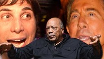 Quincy Jones -- Steve Wynn & Joe Francis Gave Me Heart Problems