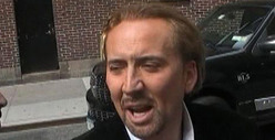 Nicolas Cage -- I Like To Rent Movies ... And NOT Return Them