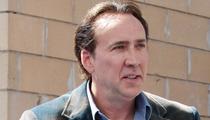 Nicolas Cage Settles DVD Debt