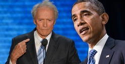 Barack Obama -- I&#039;m a HUGE Clint Eastwood Fan