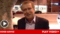 Regis Philbin -- Is He Team Strahan?