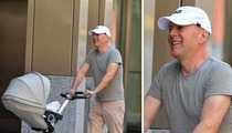 Bruce Willis -- Moonlighting As a Dad