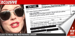 Rose McGowan Wins Restraining Order