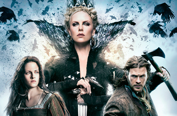 """""""Snow White and the Huntsman"""" -- See More Twisted Fairy Tales!"""