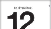 iPHONE 5 -- UNVEILED NEXT WEEK