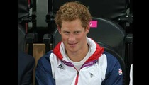 Prince Harry -- Has Blue Ball