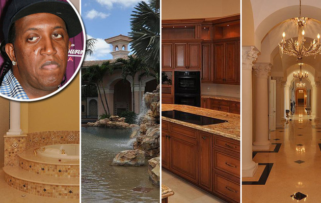 Rap Mogul Buys Biggest Mansion in South Florida -- with $7.15 Mil Cash