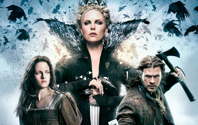 "Win a ""Snow White and the Huntsman"" Blu-ray Prize Pack!"