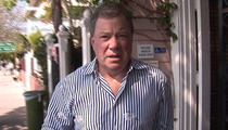 William Shatner -- Sued for Allegedly Harassing the Help