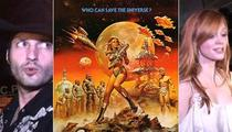 No Rose for Barbarella