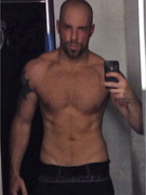 Chris Daughtry Reveals Sexy Shirtless Body -- Who Knew?!