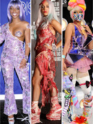 MTV Video Music Awards Wildest Fashion Through the Years! 