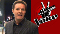 "Mark Burnett:  ""X Factor"" Never Entered My Mind When We Decided When to Run ""The Voice"""