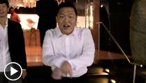 'Gangnam Style' Singer Psy -- I Love Tom Cruise!!!