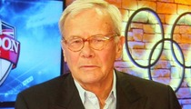 Tom Brokaw -- Hospitalized in North Carolina