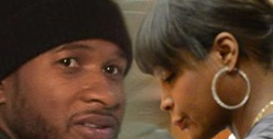 Usher to Ex-Wife -- YOU LOST THE KIDS ... Get Over It